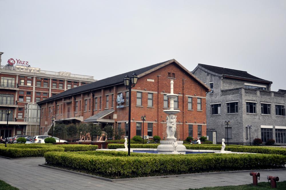 镇江风景图片长江路