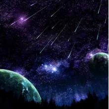 2014大型流星雨预计在五月份出现