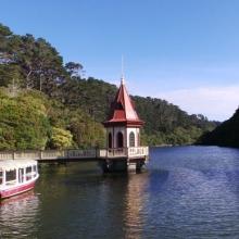 深秋新西兰美景