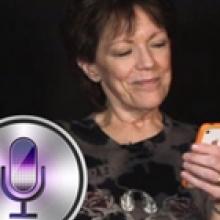 苹果Siri女声配音竟然是她
