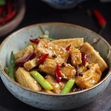 养生豆腐宴,色香味俱全!
